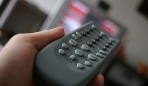 network channel television remote