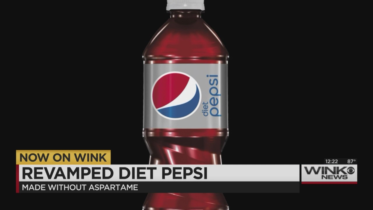 Diet Pepsi gets rid of aspartame, but will customers return?