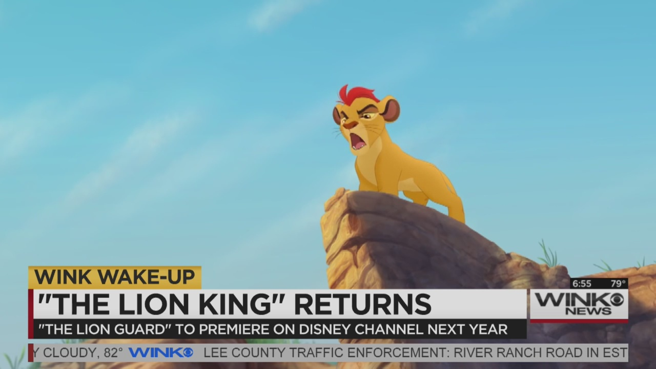 """""""The Lion King"""" is revived with a new television show"""