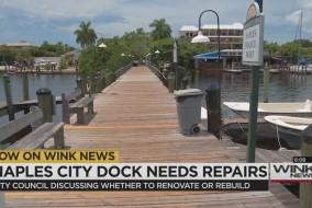 naples city dock pic