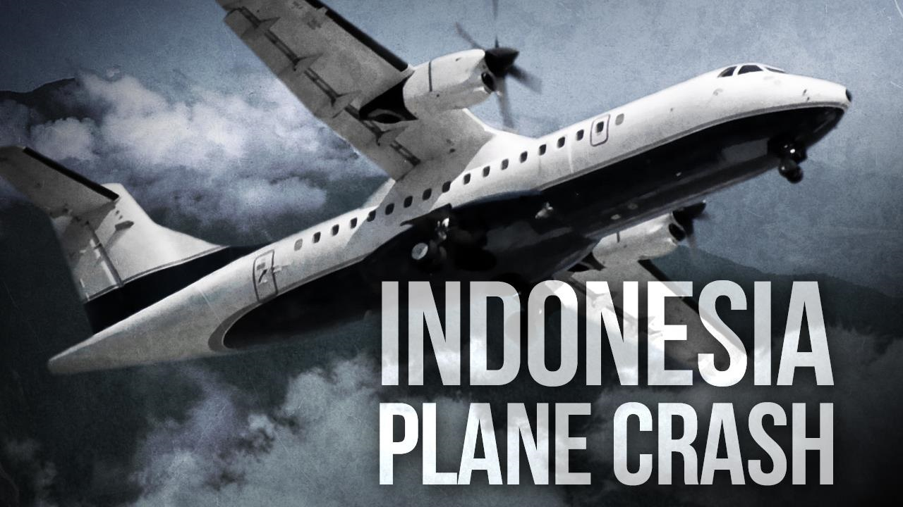 Indonesia official says missing plane is 'totally destroyed'