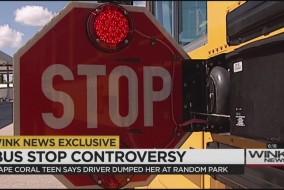 bus stop drama