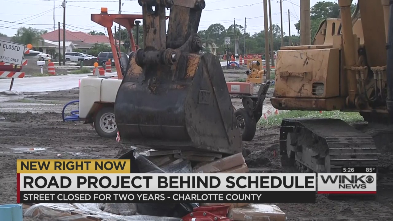Charlotte road construction projects - Charlotte Road Construction Projects 25