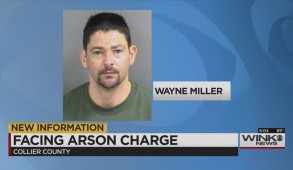 arson charge