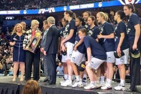 NCAA Women's BKB / Twitter / MGN