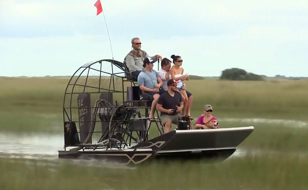 End Of An Era Everglades Airboats To Be Phased Out