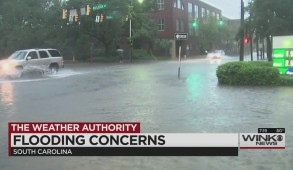 carolina flood