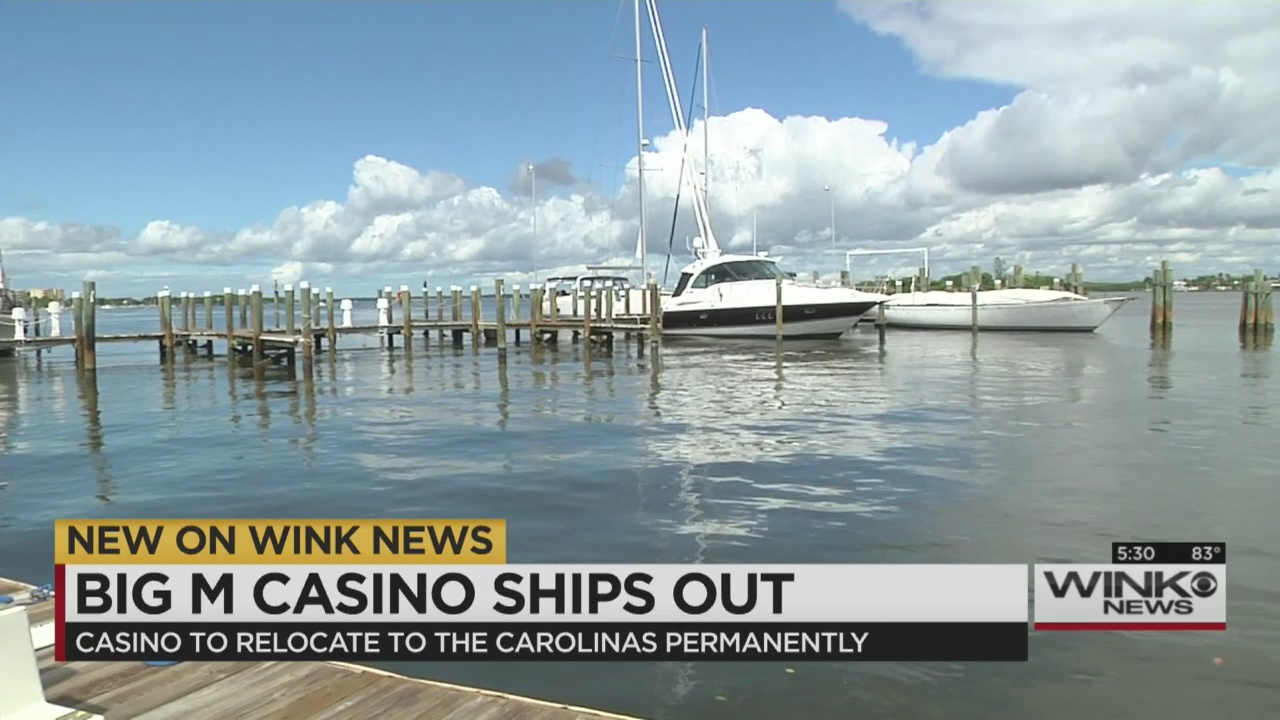 Casino boats east coast
