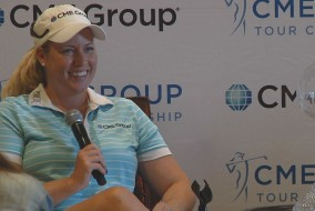 Naples prepares for CME Group Tour Championship