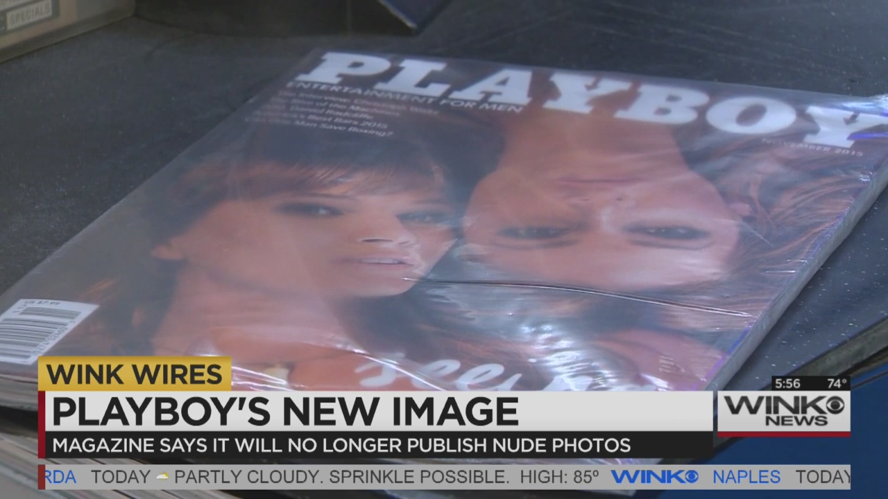 Report Playboy To End Publishing Fully Nude Female Photos-8106