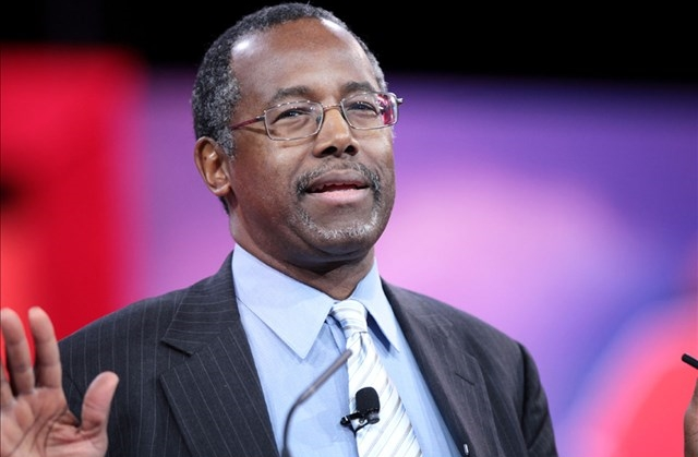 Ben Carson tests positive for COVID-19, days after White ...