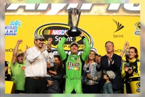 Chris Graythen / NASCAR / MGN