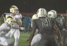 FILE: Naples high school football game. (Credit: WINK News/FILE)