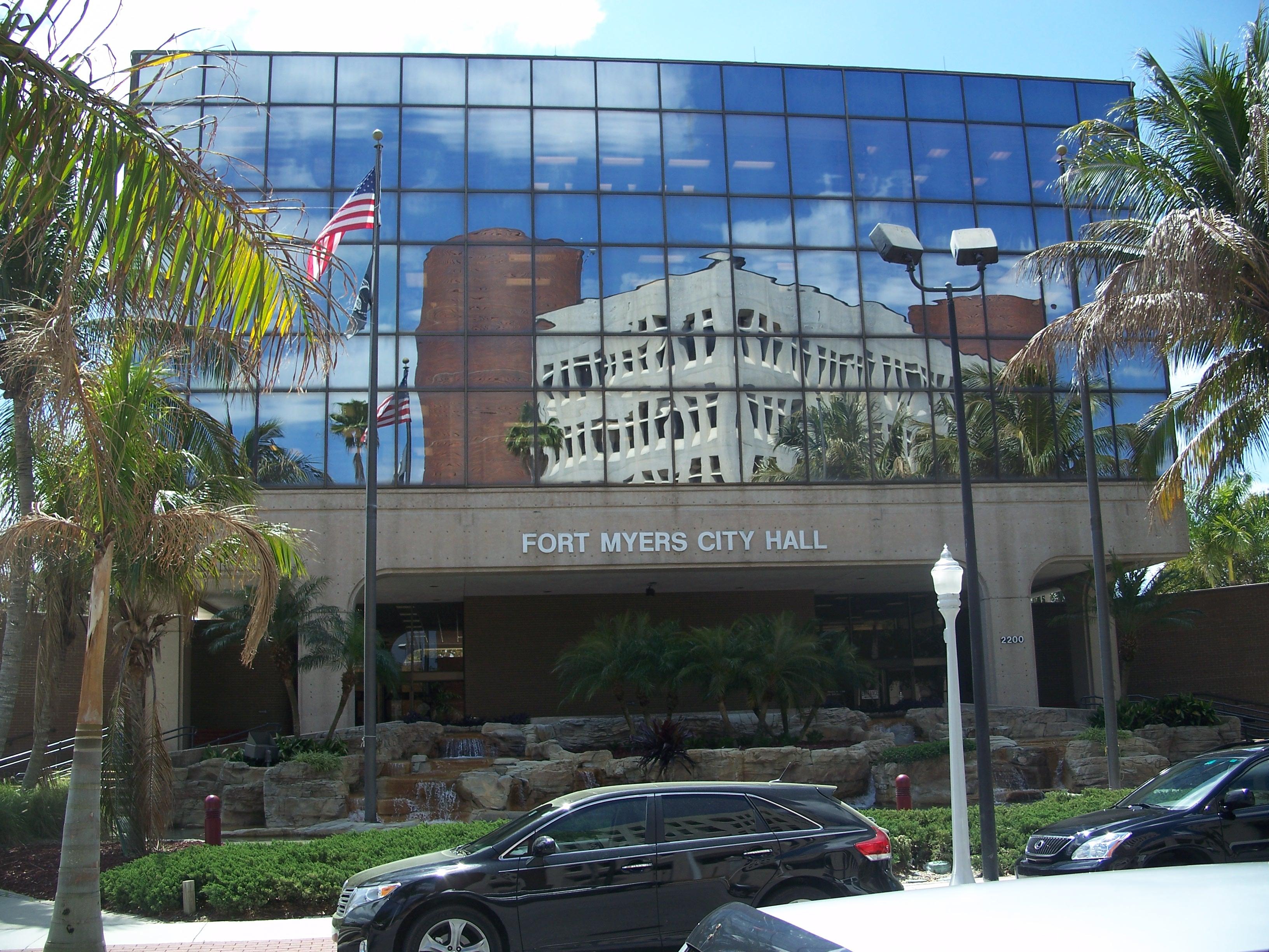 City Hall Fort Myers Beach