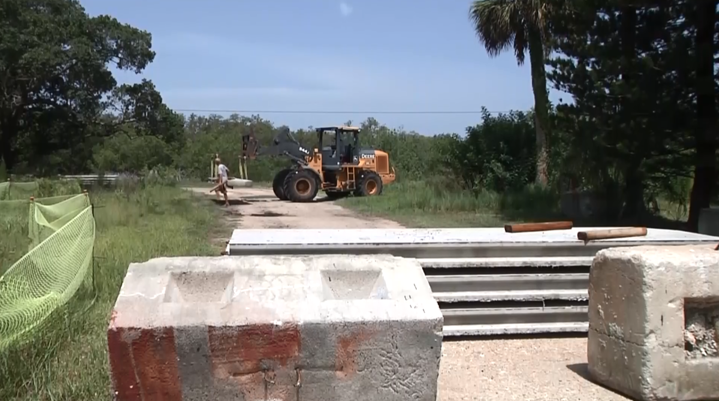 Weeks fish camp project developers change plans wink news for Kates fish camp