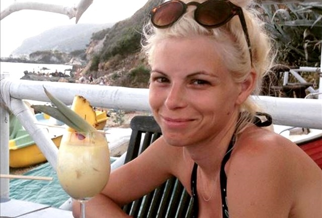 Italy arrests man over murder of US woman Ashley Olsen