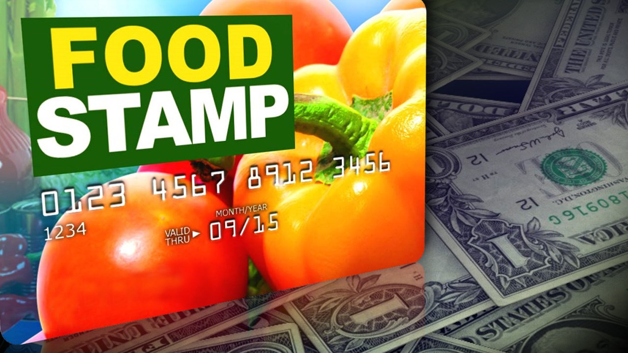 How Much Food Stamps For  Person