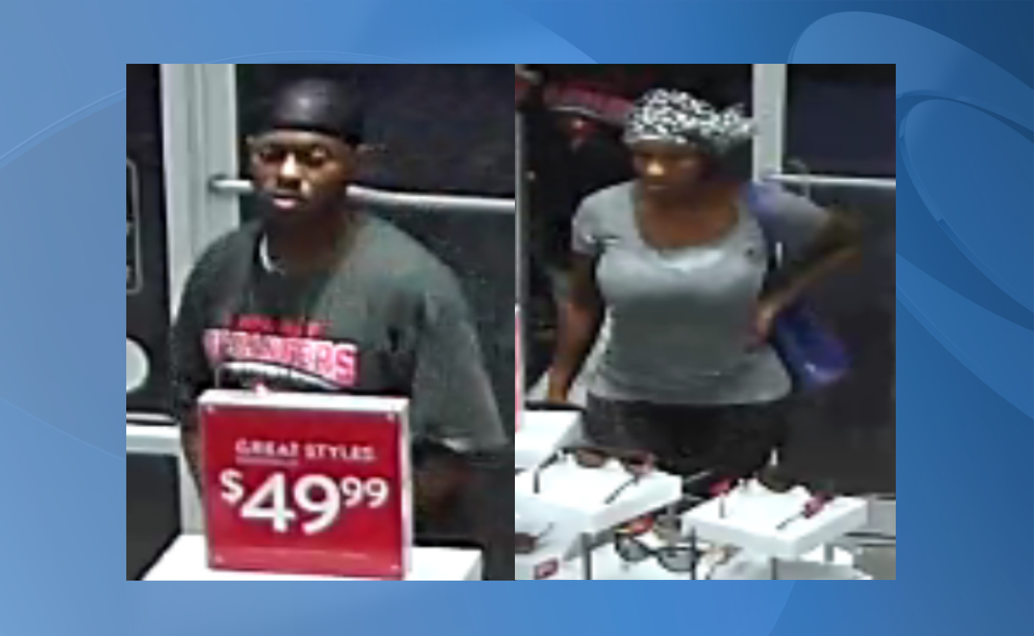Couple Steals 21 Pairs Of Sunglasses From Miromar Outlets Store