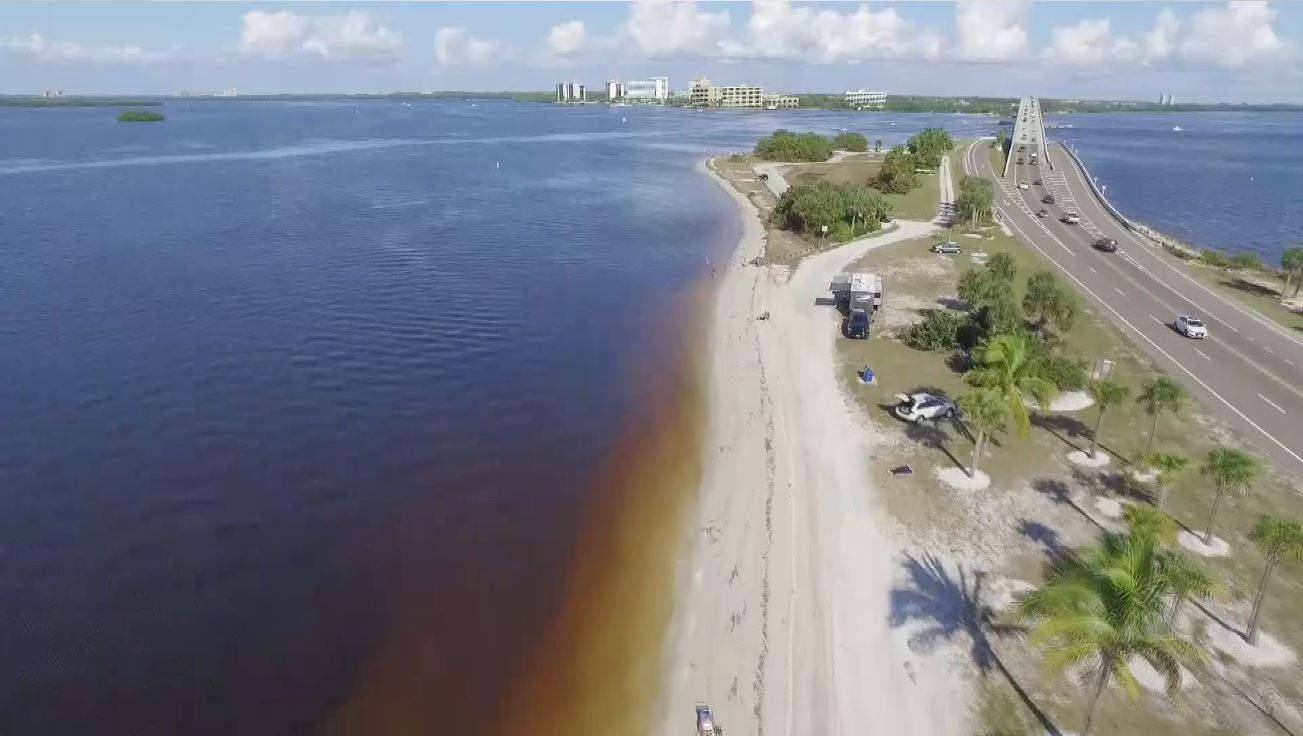 State Legislators Sponsor Bill To Address Murky Gulf