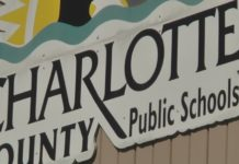 FILE: Logo of Charlotte County Public Schools. Credit: WINK News/FILE)