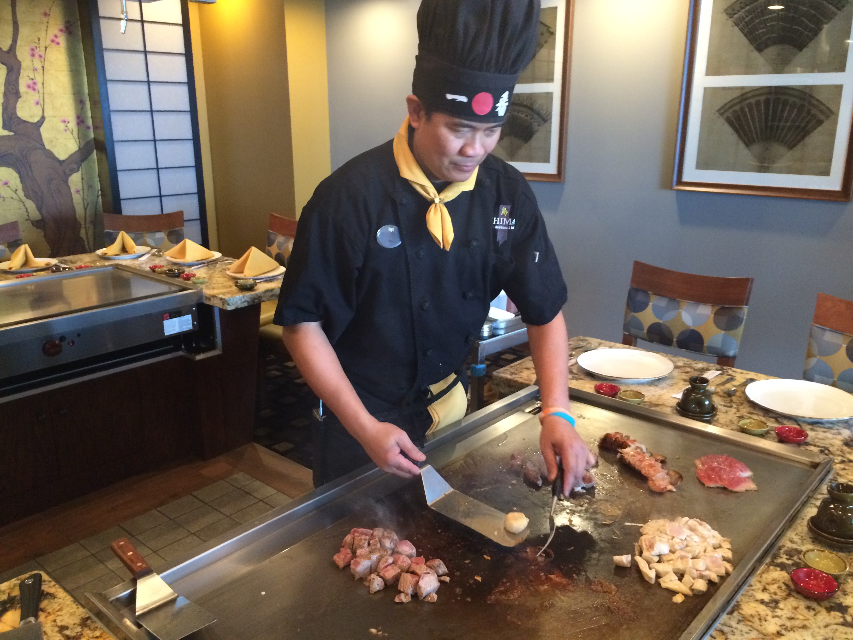 Experience The Thrill Of Hibachi On Sanibel