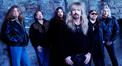 Molly Hatchet and the Outlaws