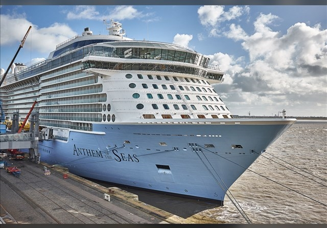 Cruise Ship Damaged By Storm Returns To Port Early Again - Cruise ship damaged