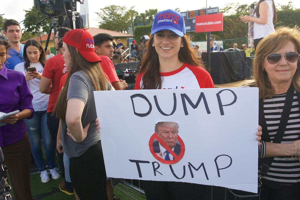 PHOTOS: Marco Rubio rally in Hialeah