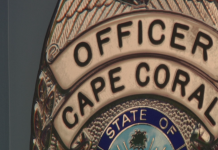 Cape Coral Police officer experiences a dramatic stop