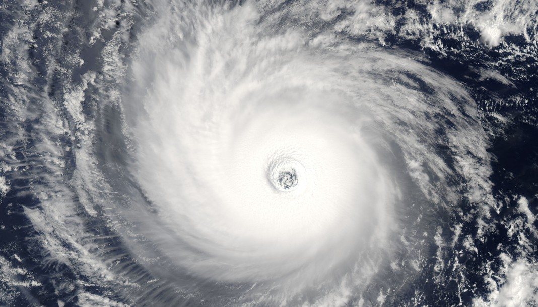 Hurricane Daniel in 2006.
