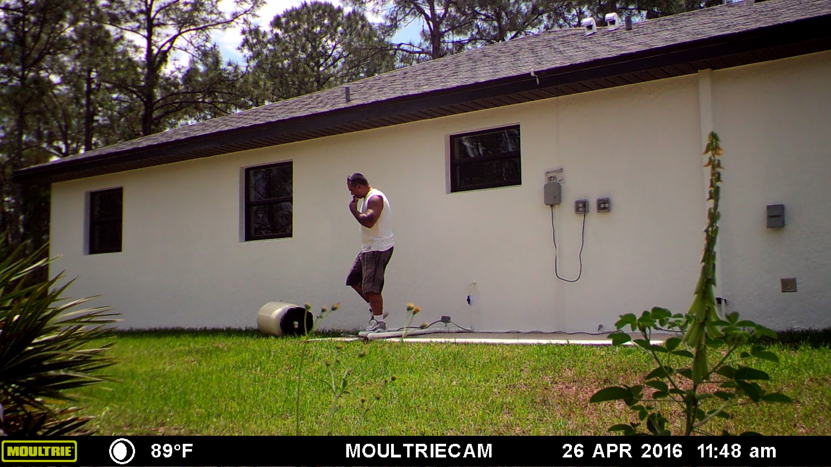 surveillance footage depicts alleged lehigh acres water system theft