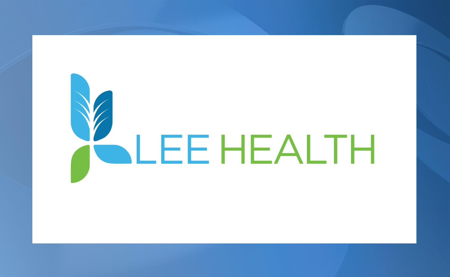 Lee Memorial Health System Adopts New Name Logo