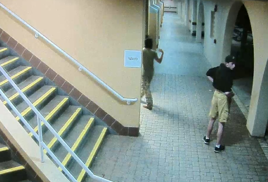 Vandals Damage Mariner High School Campus Overnight Wink