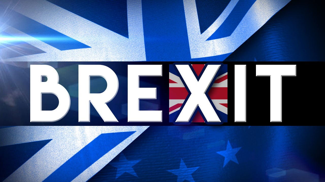 Britain's Brexit bill receives royal assent, becomes law