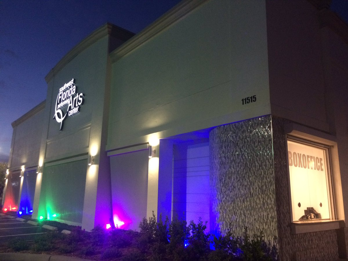 Experience The New Southwest Florida Performing Arts Center