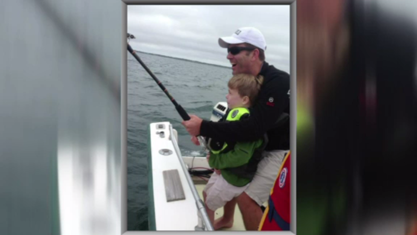 Boy reels in great white shark while fishing off cape cod for Call girls cape cod