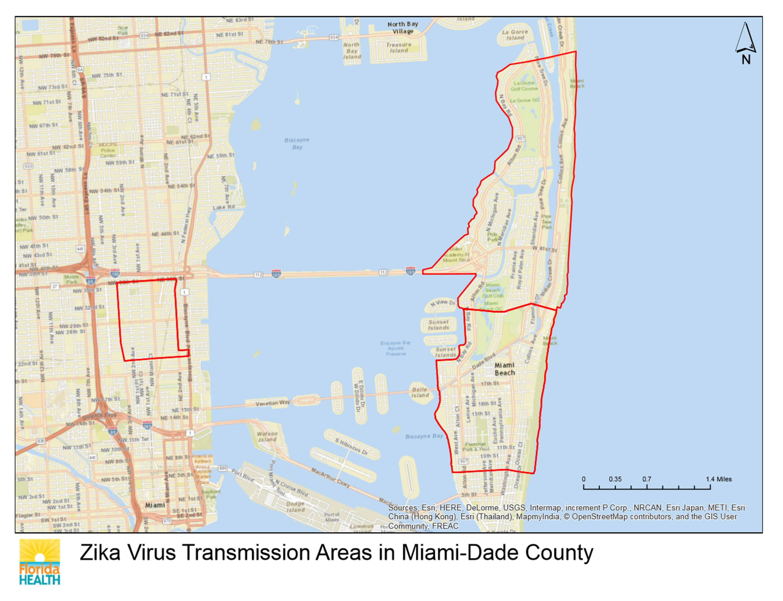 Aerial pesticide spray adds to fears in Zika-stricken Miami