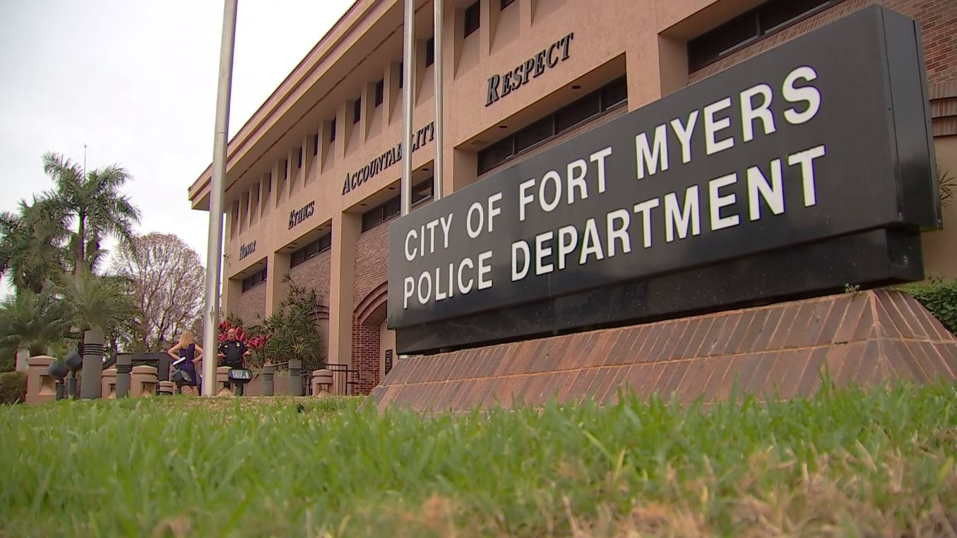 fort myers men Two men are in custody after naples police officers found a stolen car, leading to an early morning search involving police dogs and a helicopter.