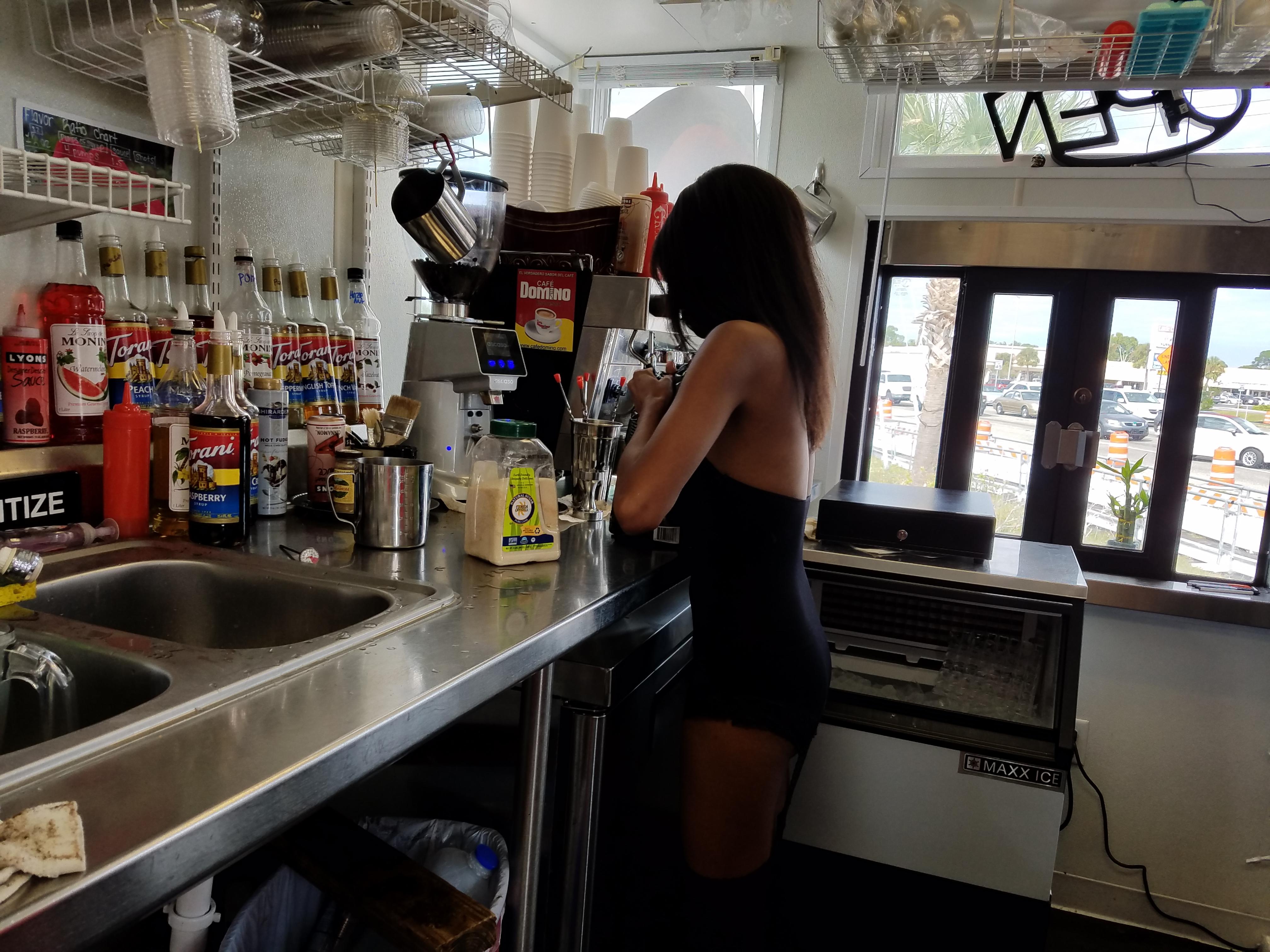 Port Charlotte Fl News >> Coffee Hot Uniforms Racy At Charlotte Harbor Business