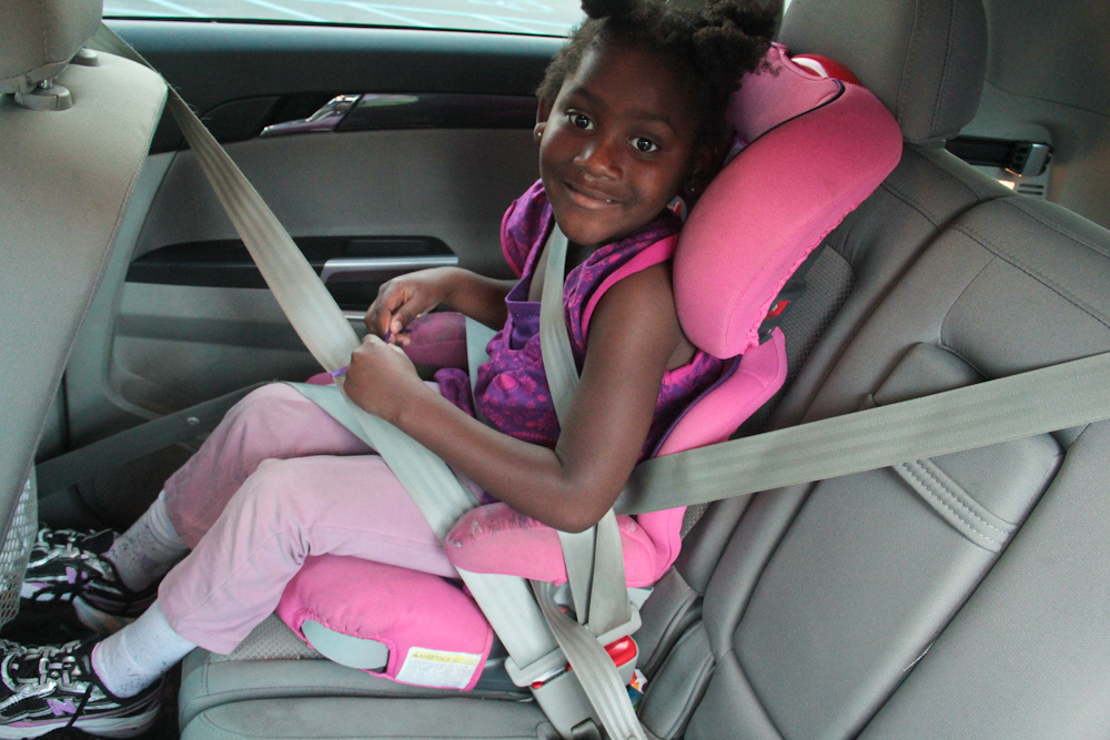 car booster seats for kids getting better study says