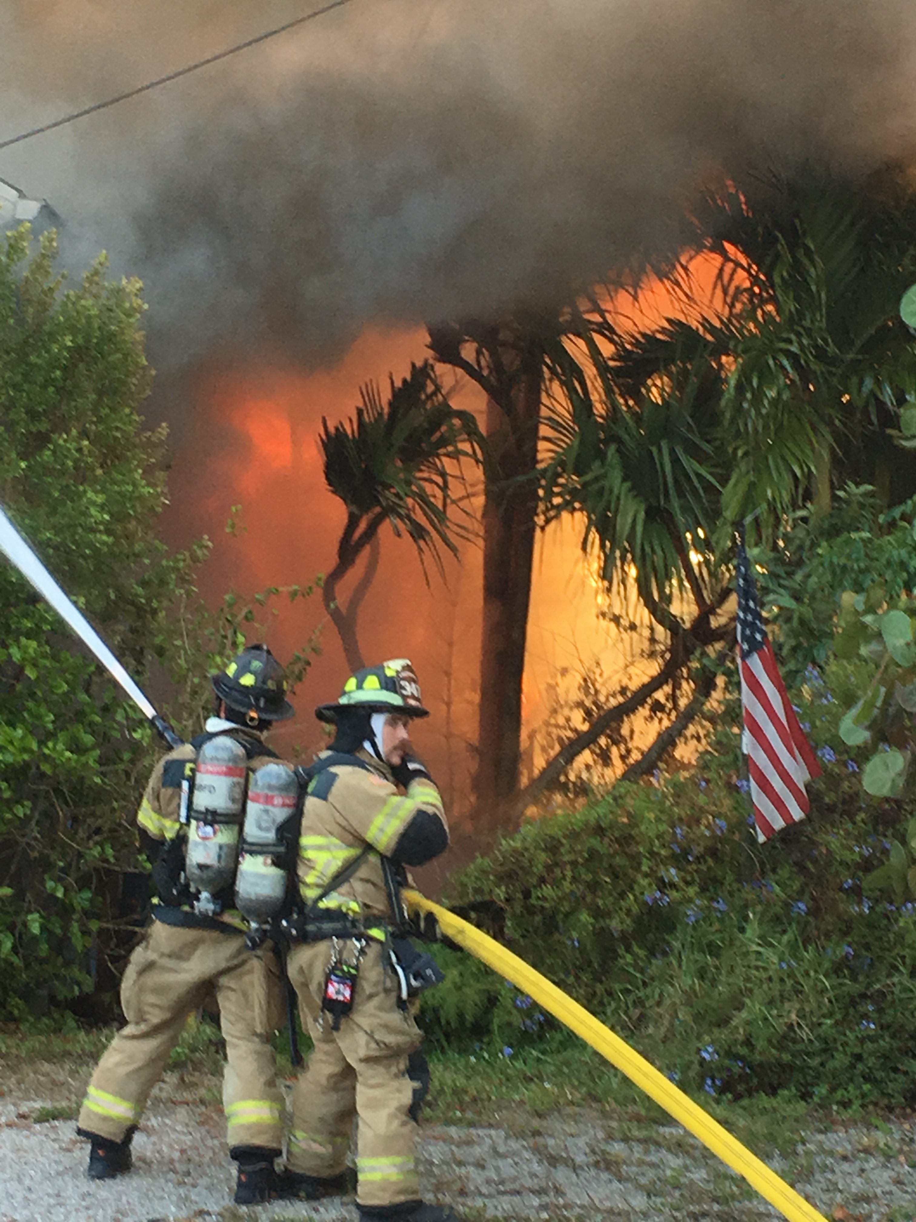 Fort Myers Beach House Explosion