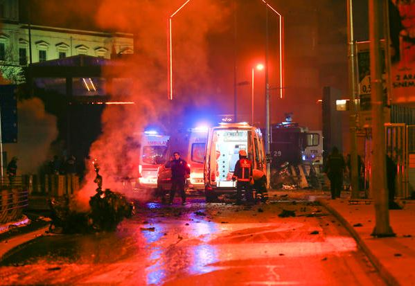 Kurdish militants claim responsibility for Istanbul attack that killed 38