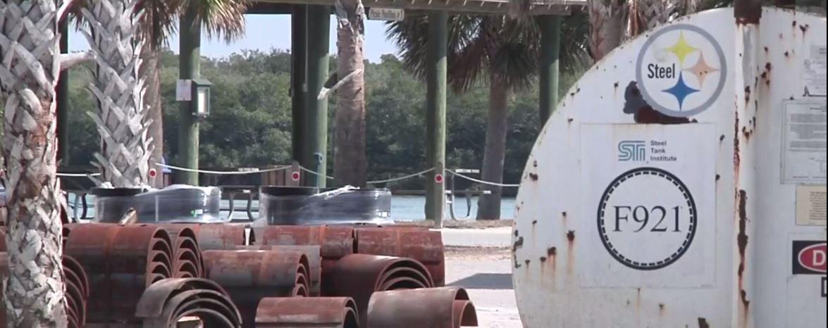 Charlotte County to start dredging Manasota Key beaches
