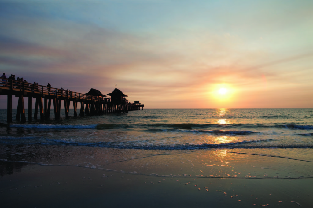 Portion of Naples Pier to remain closed for more than a year