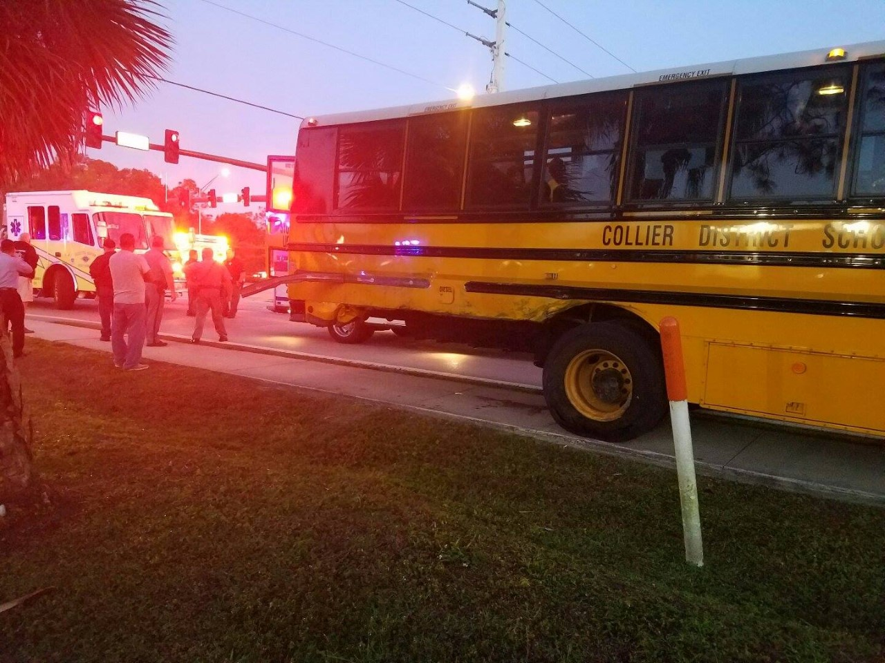 Bus Driver Killed In Palm Beach County