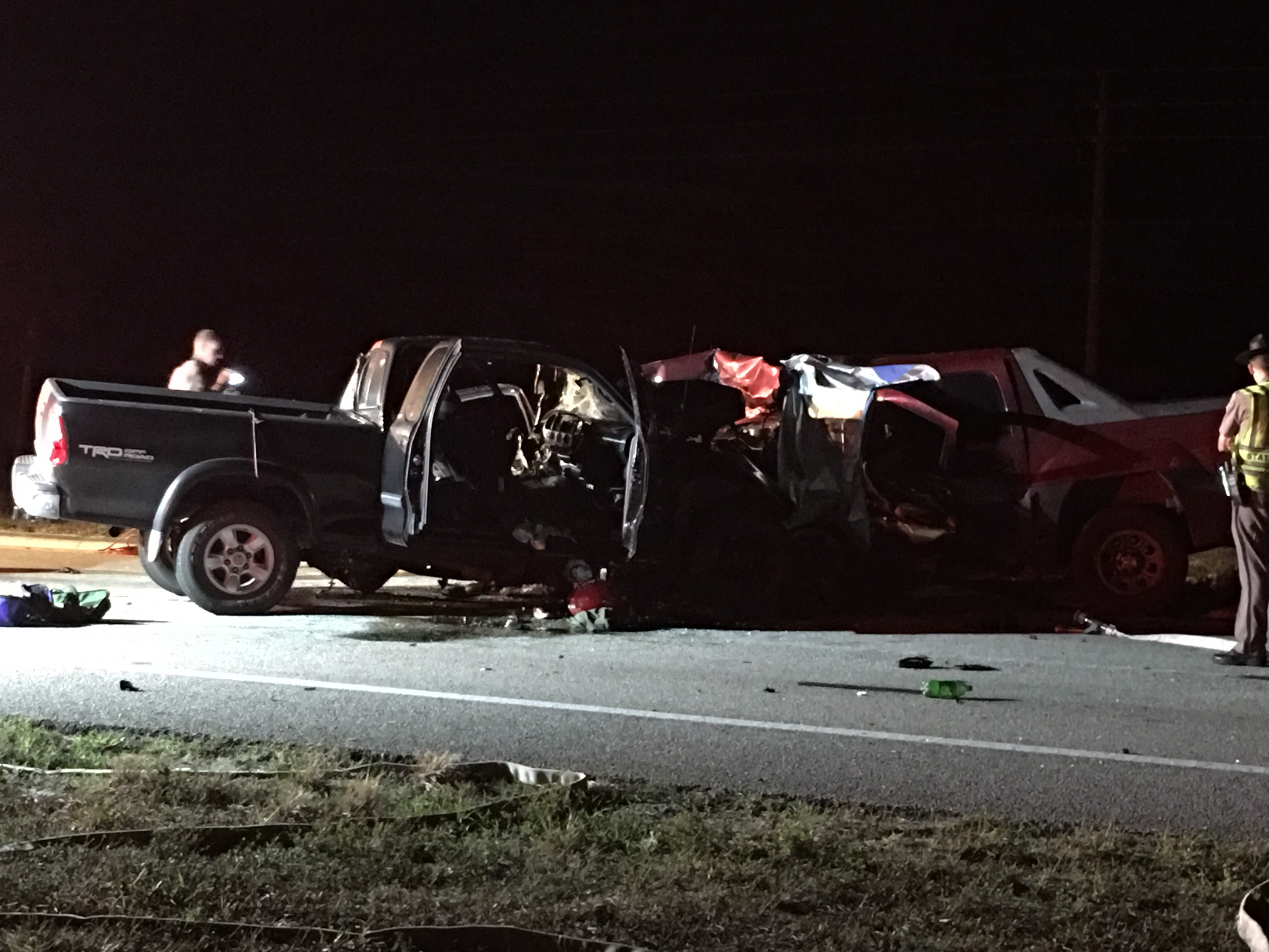 FHP: 14-year-old crashes SUV, several seriously injured