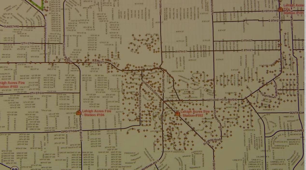 Some Lehigh neighborhoods far from fire hydrants | WINK NEWS