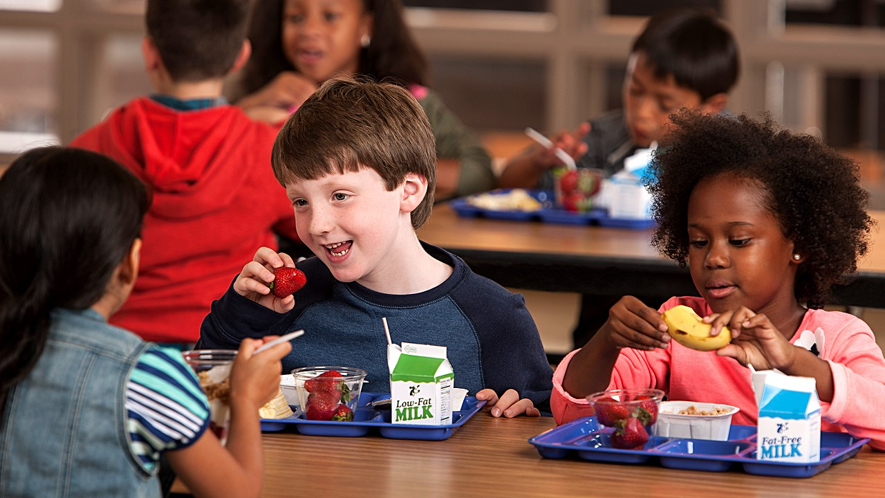 The Trump Administration Slashed Michelle Obama's School Lunch Rules & Actually Tried To Justify It