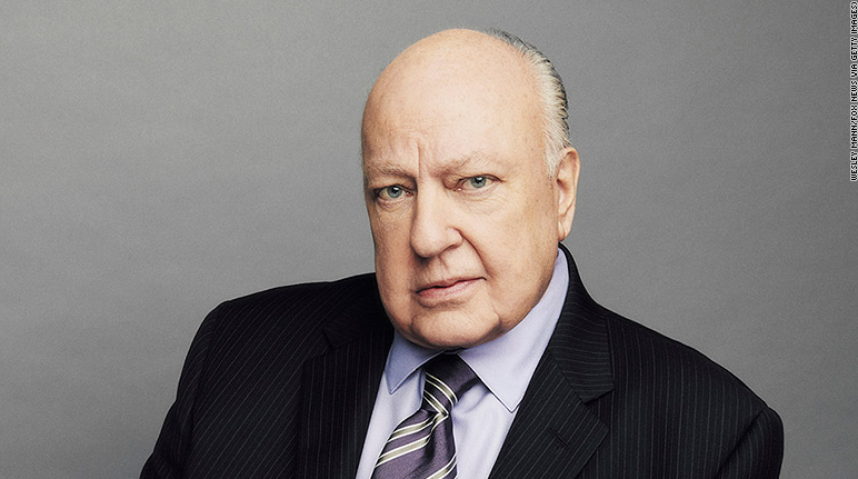 Roger Ailes's life achievement? He helped create this nightmare world