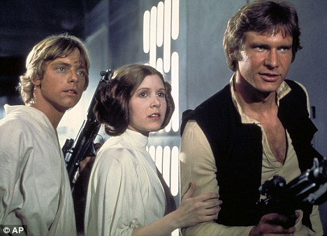Star Wars cast on what Carrie Fisher left behind